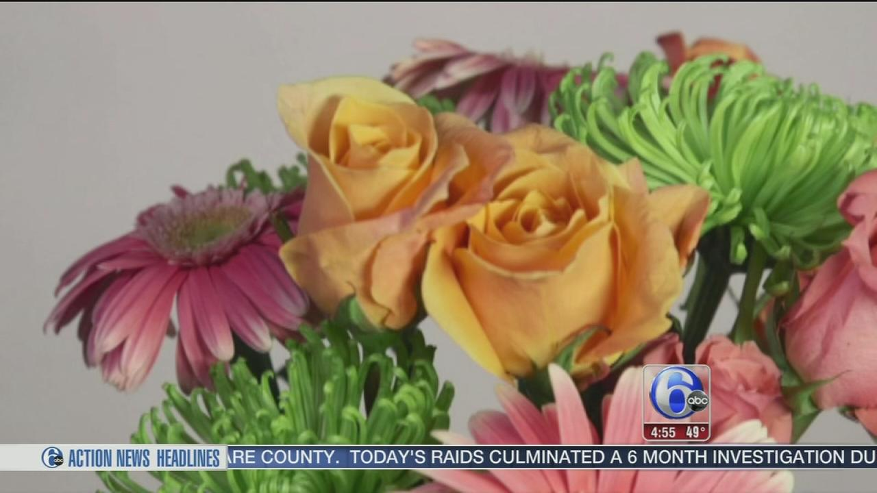 VIDEO: Consumer Reports puts online florists to the test