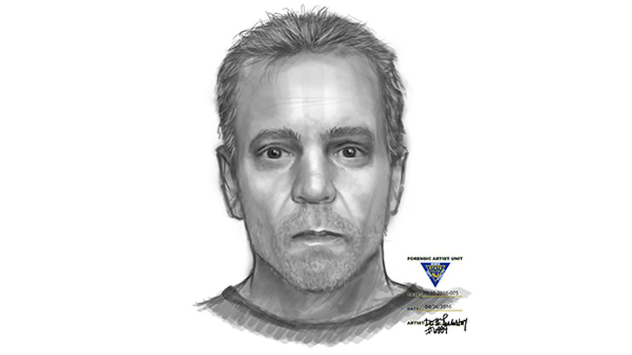 Sketch released of Medford attempted luring suspect