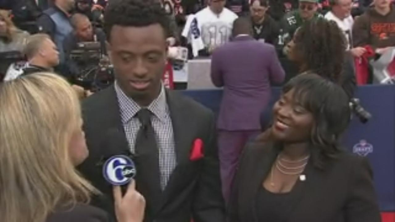 VIDEO: Eli Apple interview