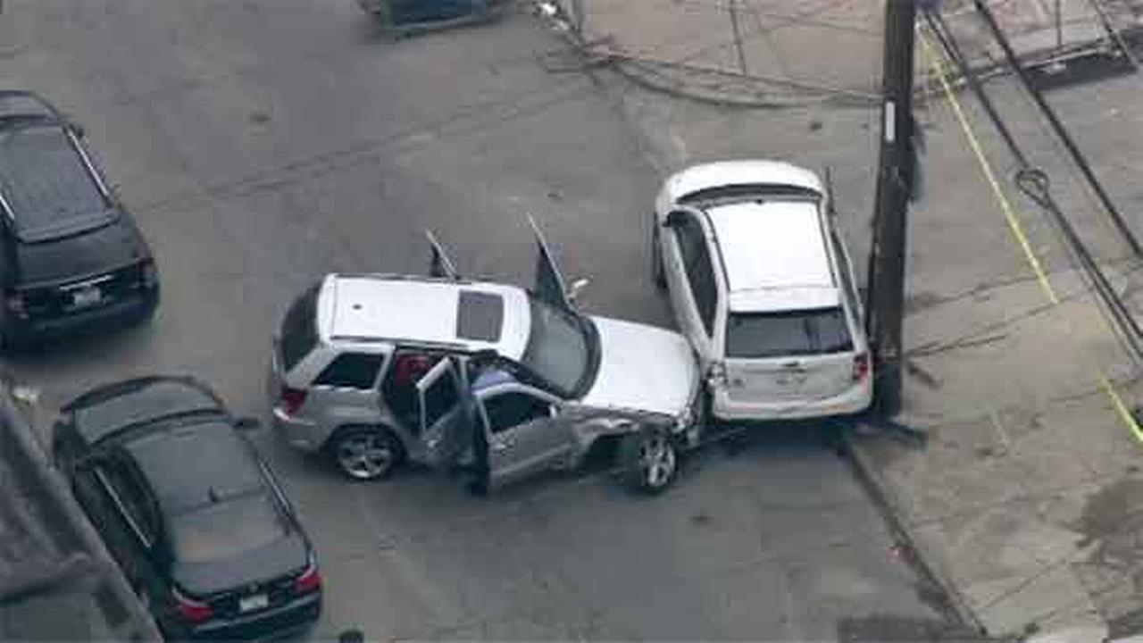 One person was injured in a shooting in the Point Breeze section of Philadelphia.