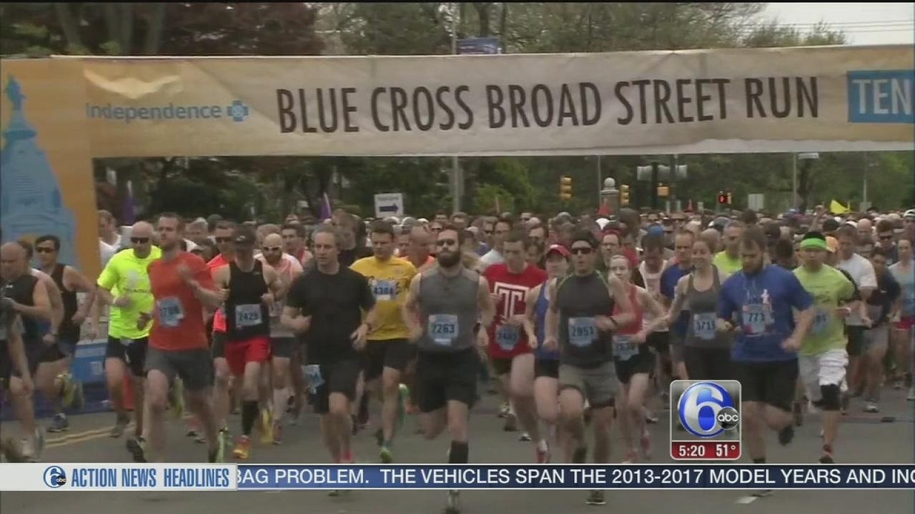VIDEO: Last-minute tips to prepare for Sundays Broad Street Run