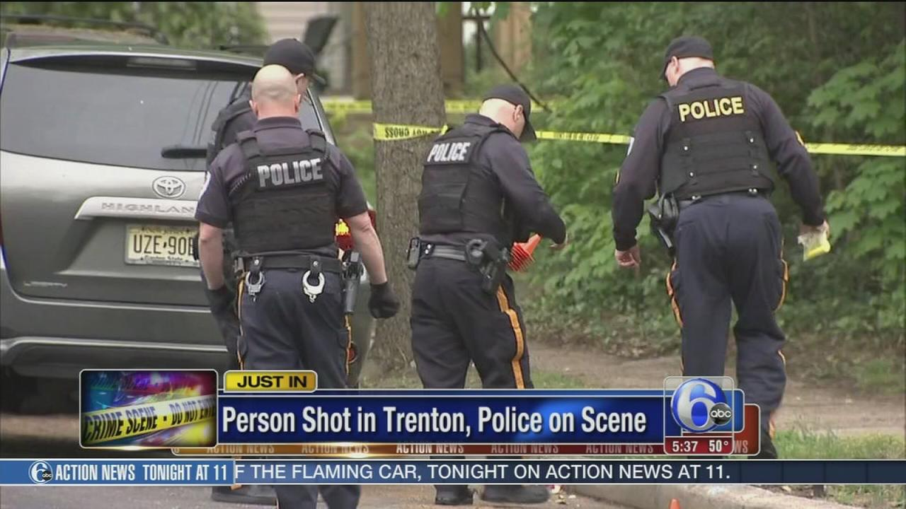 VIDEO: Trenton shooting