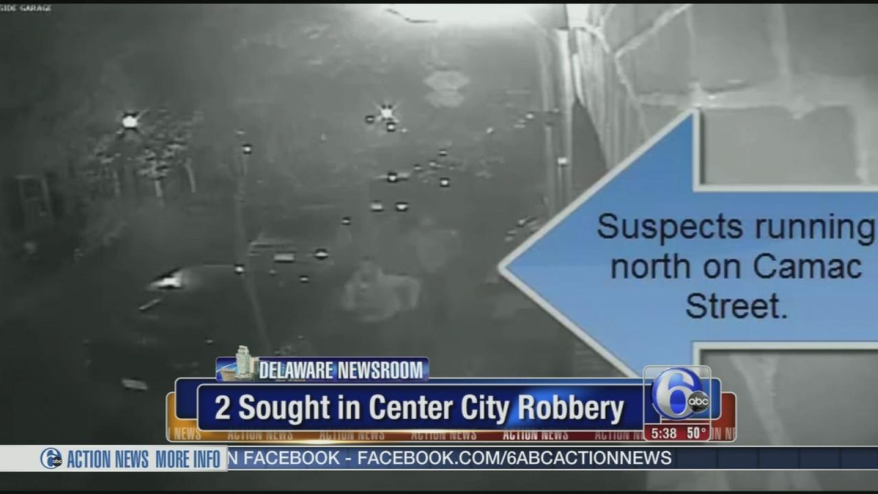 VIDEO: CC robbery