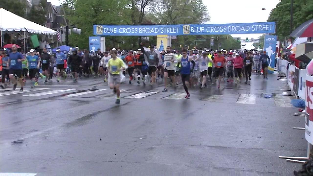 Images from the 37th annual Blue Cross Broad Street Run.