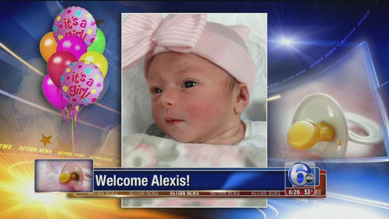 VIDEO: Jeff and Mandy Skversky welcome Alexis Halle!