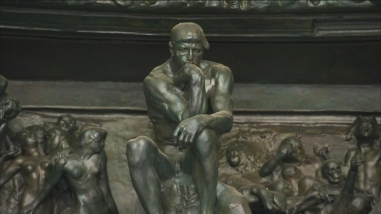 6abc Loves the Arts: The Rodin Museum