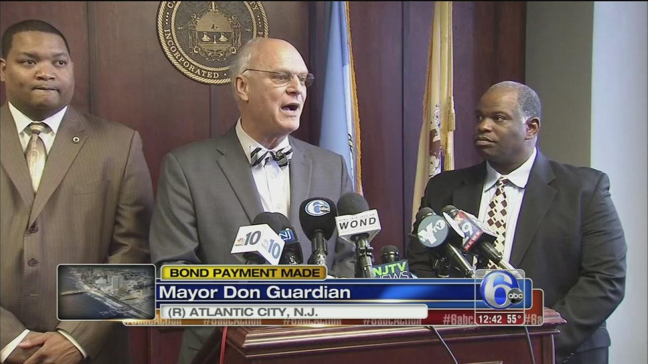 VIDEO: Atlantic City avoids default