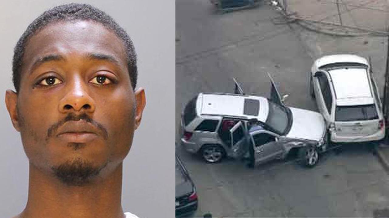 Suspect charged for fatal Point Breeze shooting