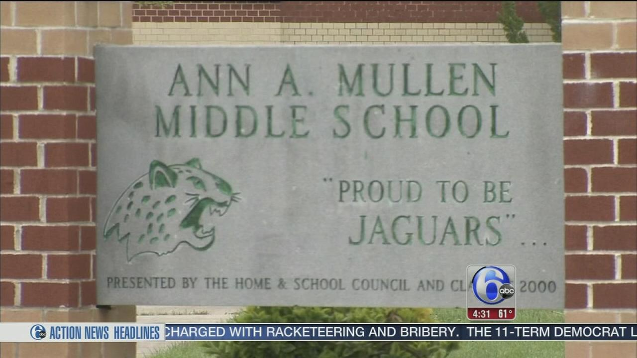 VIDEO: Middle school teacher accused of sexual assault