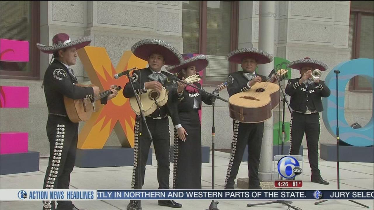 Fourth annual Mexican Week