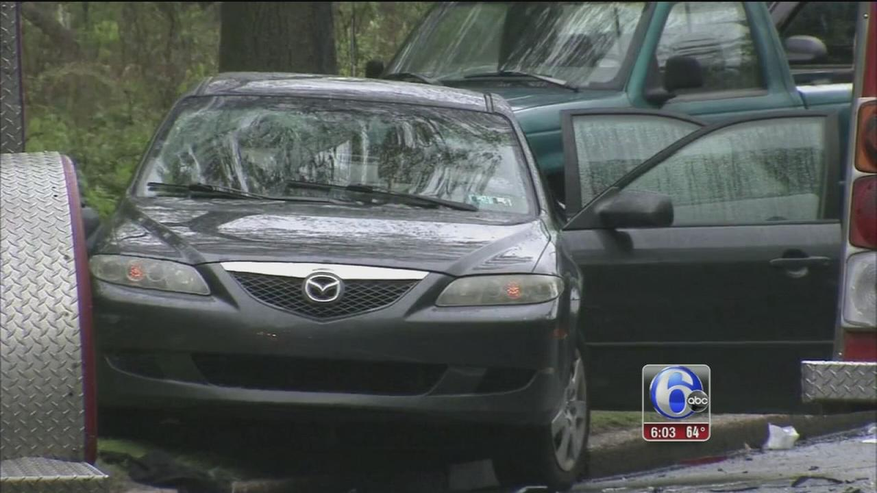 VIDEO: East Falls crash leaves 2 dead, 7 injured