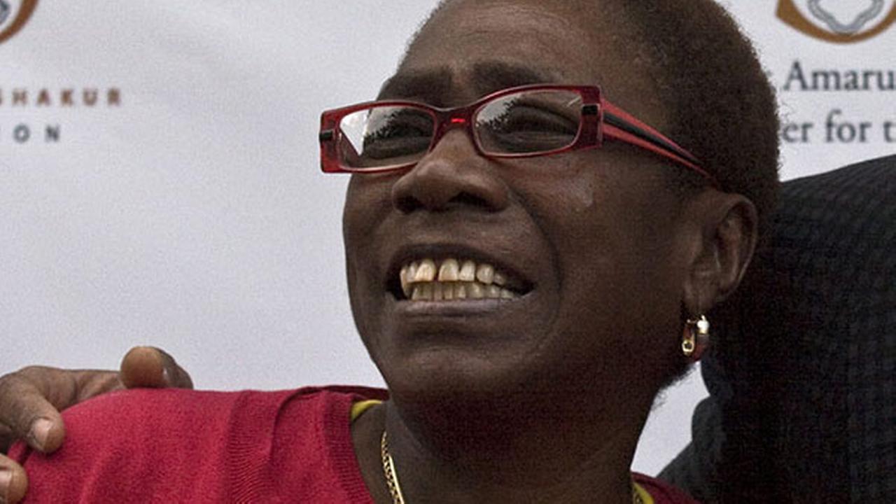 Tupac Shakur's mother dies in Marin County, California