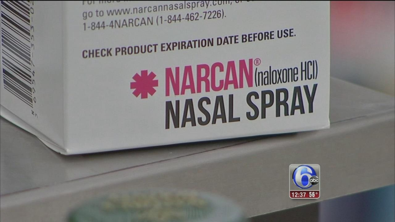 VIDEO: NARCAN now available at all ACME stores in Pa.