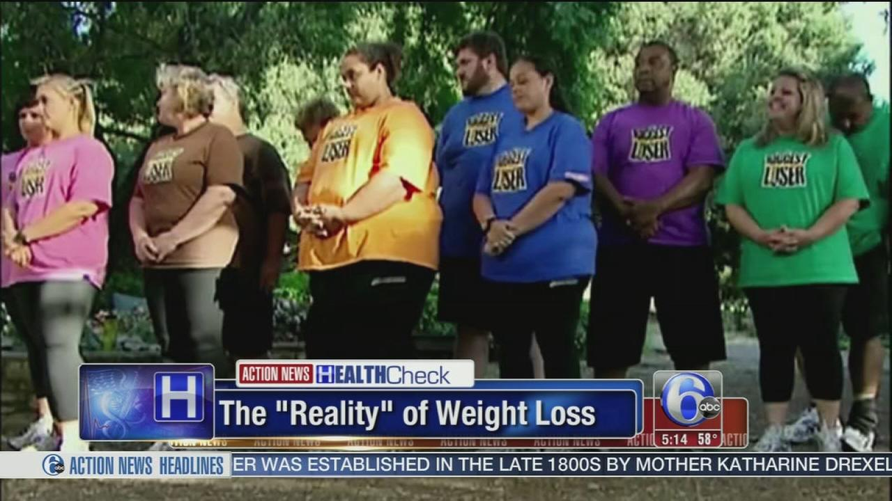 VIDEO: Study: Biggest Loser contestants have slower metabolisms