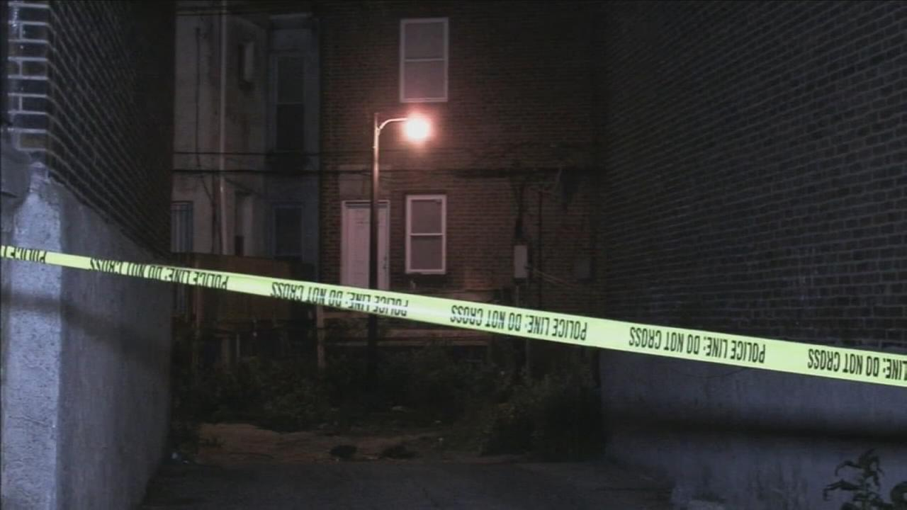 VIDEO: Man wounded in leg in police-involved shooting in SW Philly
