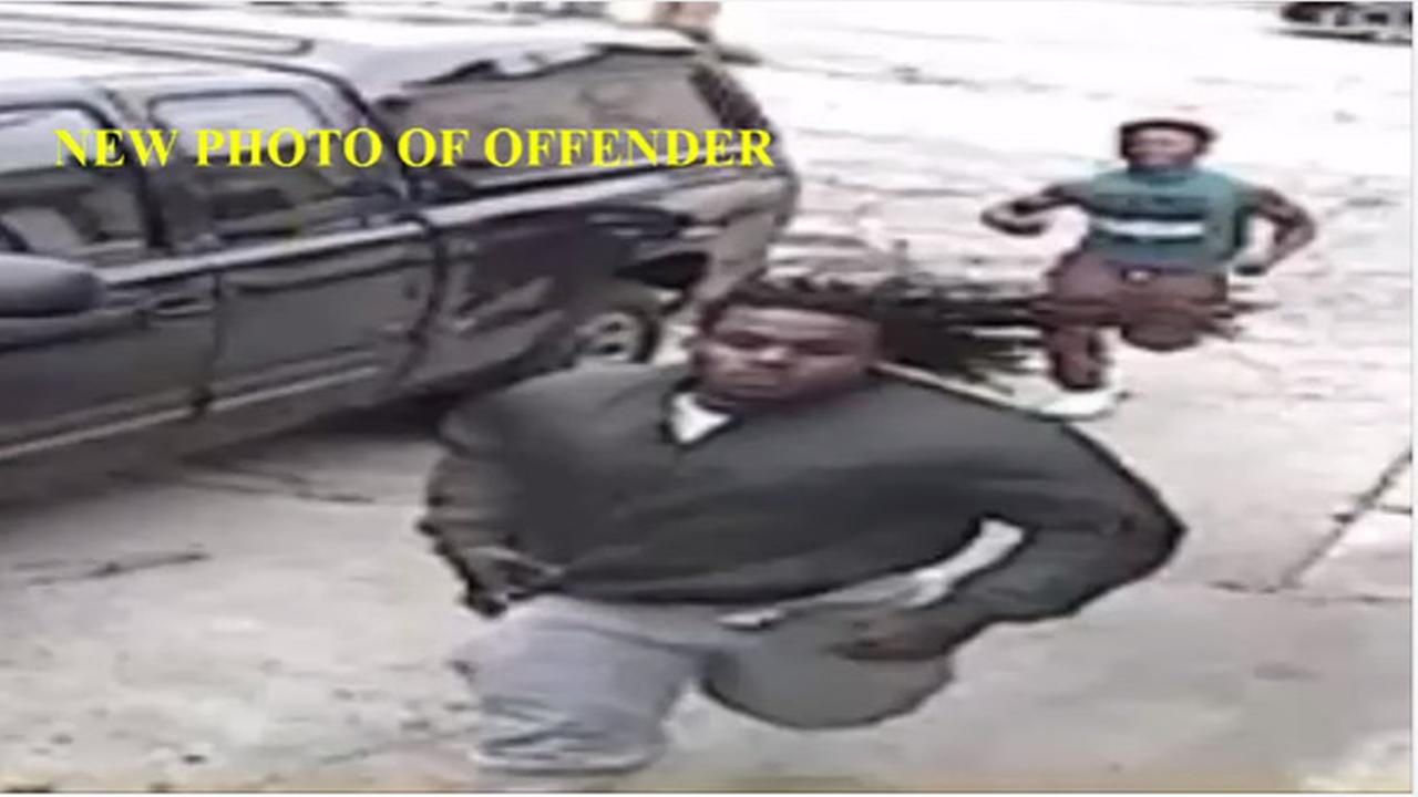 Police released new images of the suspects wanted in the assault on officers in Northeast Philadelphia.