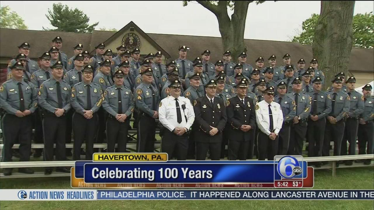 Haverford Twp. Police Anniversary