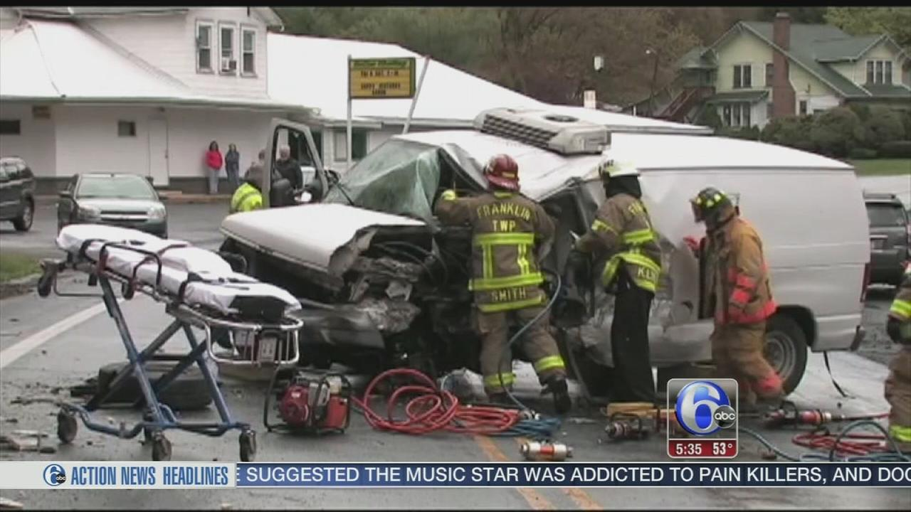 VIDEO: Deadly crash in Carbon County