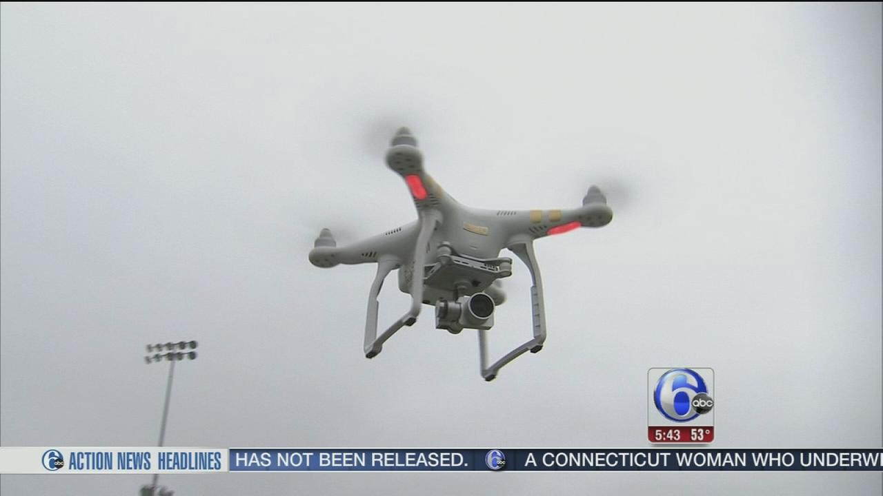 VIDEO: Drone education in Chester County