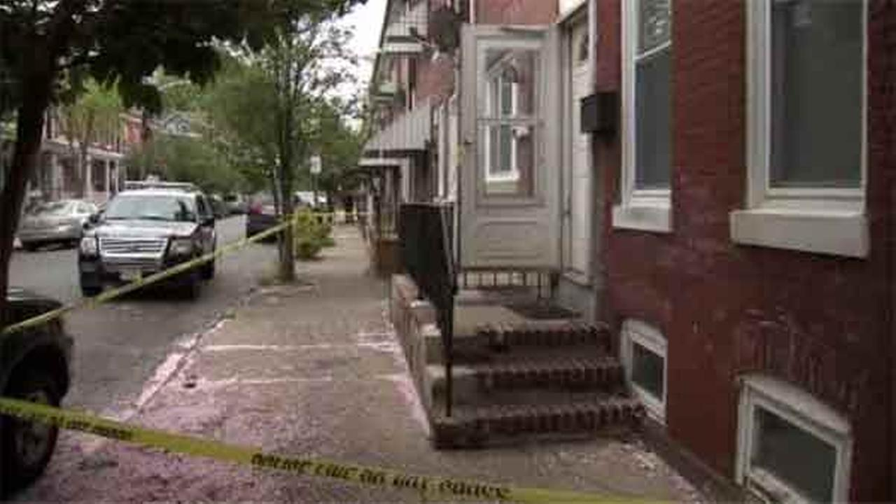 A male suspect is in custody after a shooting left two women injured in Trenton.