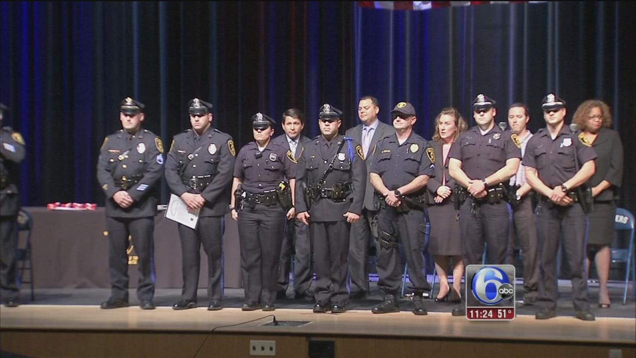 Honoring those who step up to make the community safer