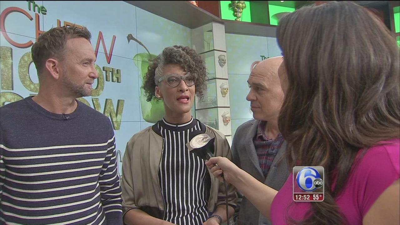 VIDEO: The Chew celebrates 1,000 episodes