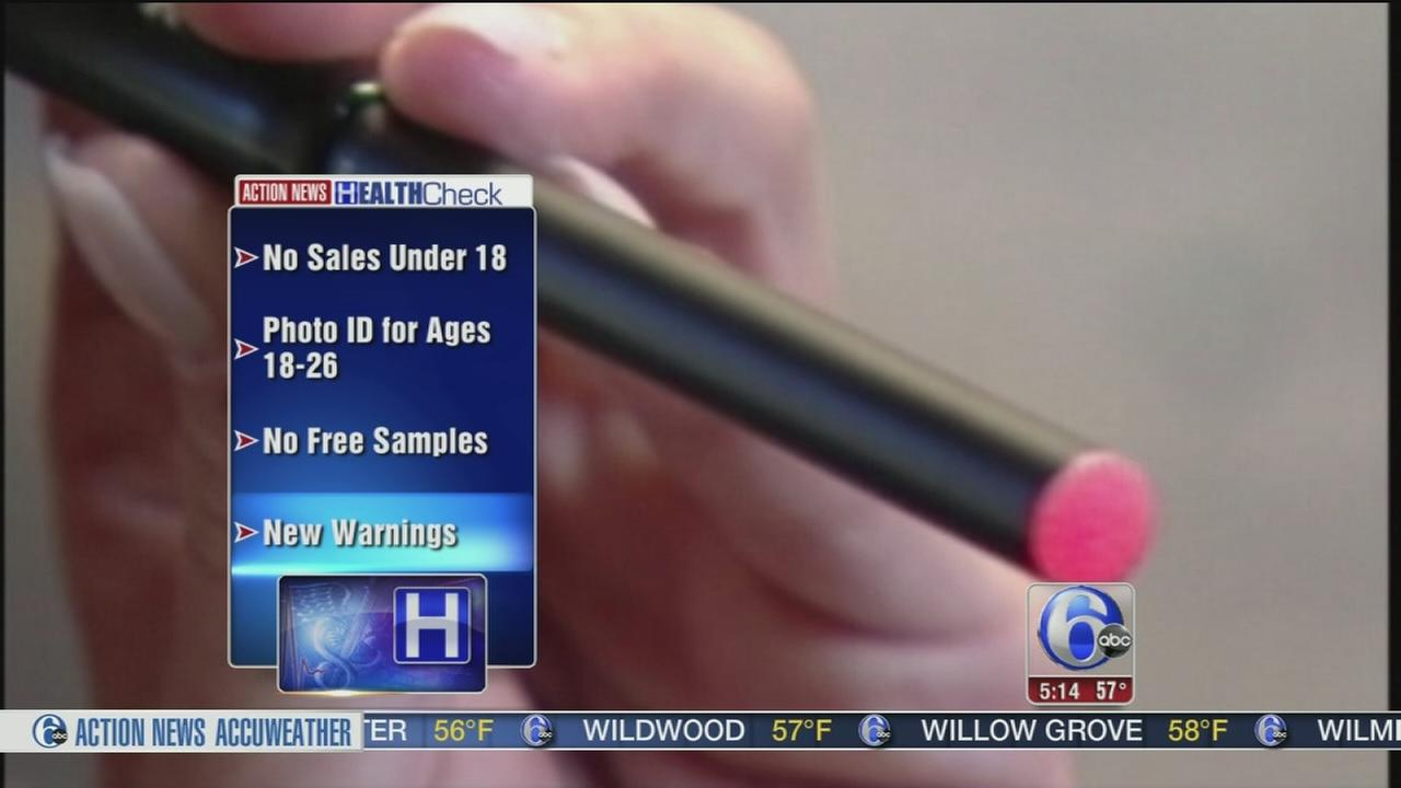VIDEO: FDA e-cig regs