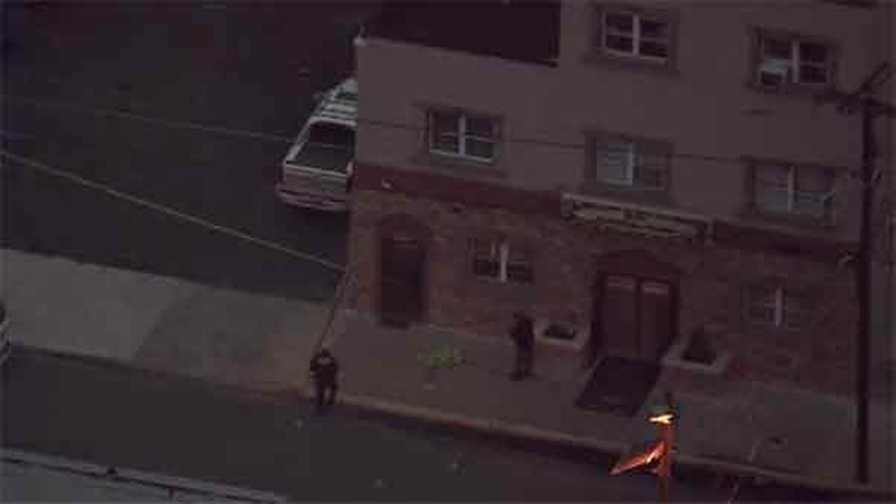 Police are investigating after a man was gunned down in Camden, New Jersey.