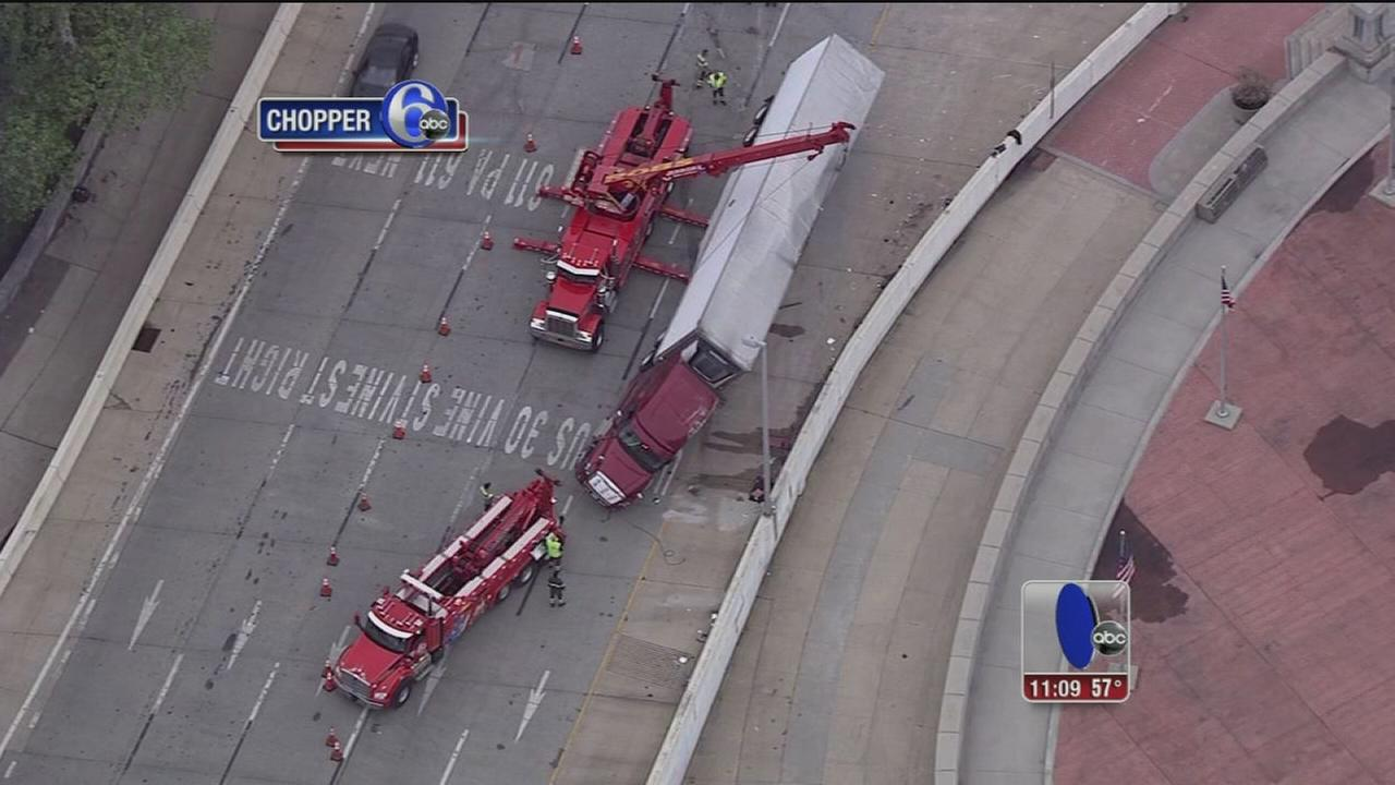 VIDEO: BFB overturned TT