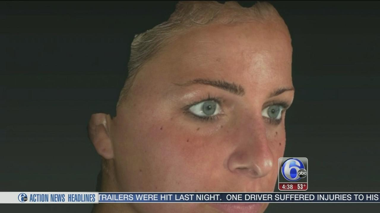 VIDEO: New technology shows mother-daughter similarities