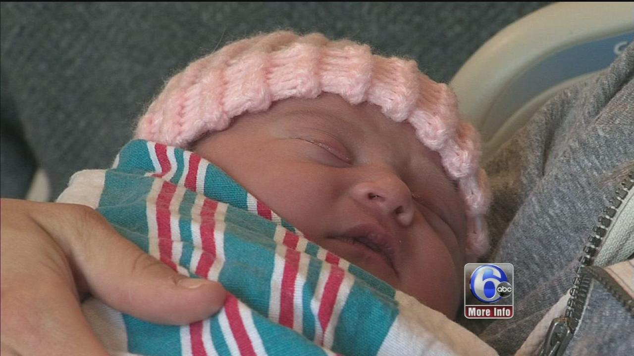 VIDEO: Mothers Day baby