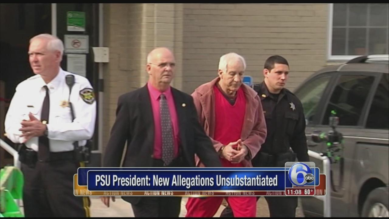 VIDEO: Penn State Abuse