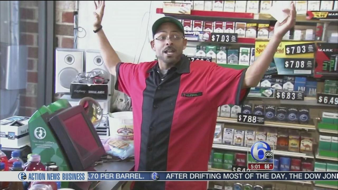 VIDEO: Winning Powerball ticket sold in Trenton