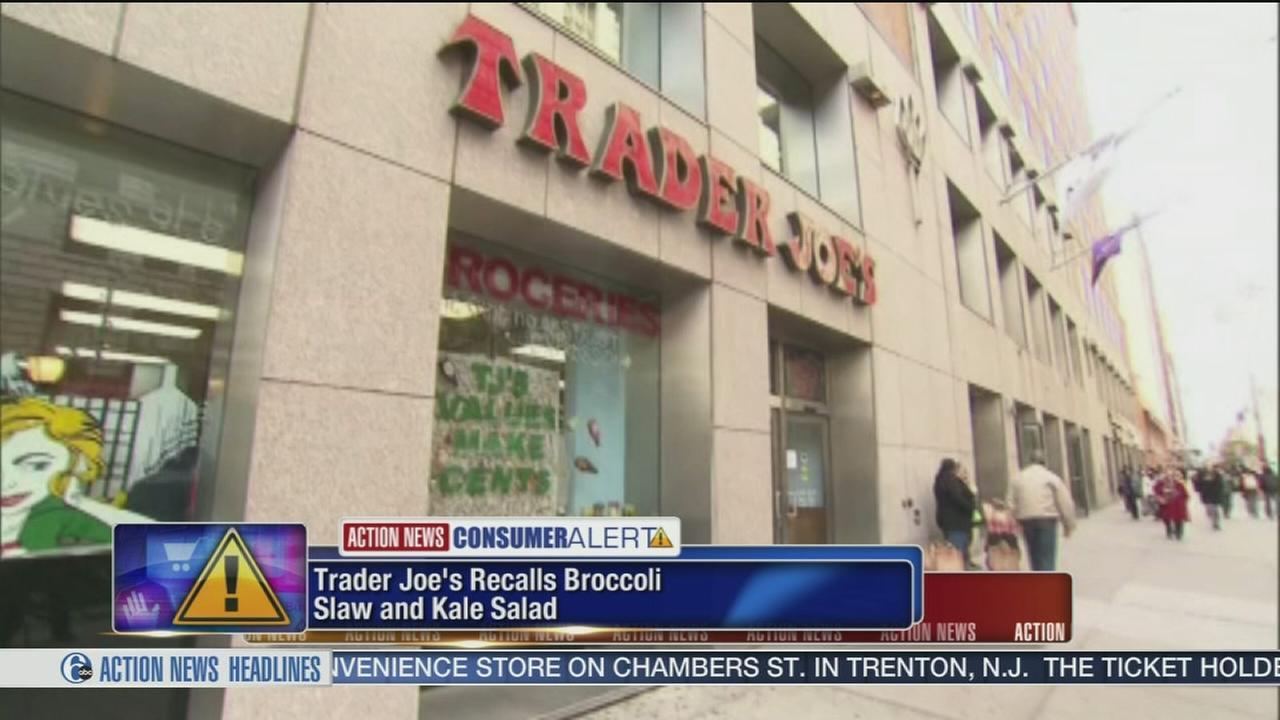 VIDEO: Trader Joes recalls salad