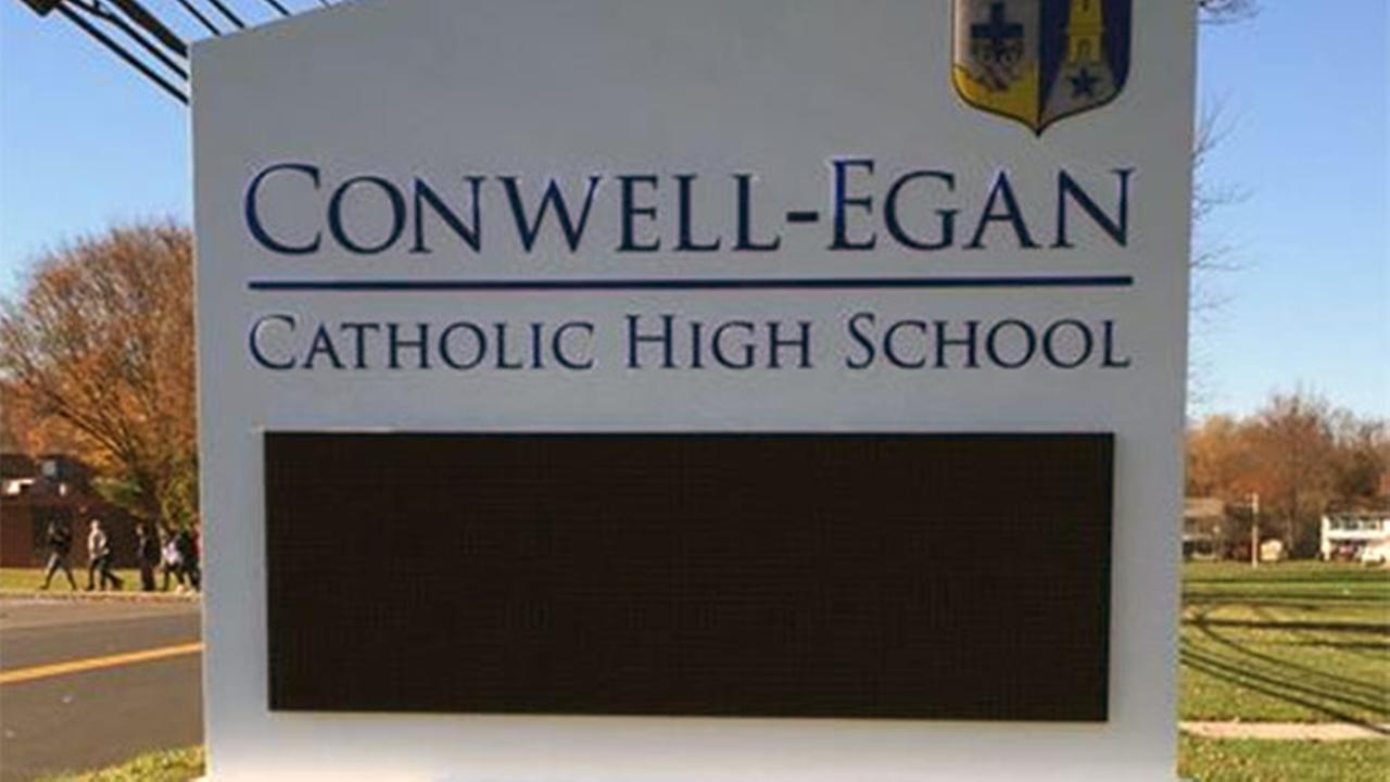 Lockdown ends at Conwell-Egan Catholic High School