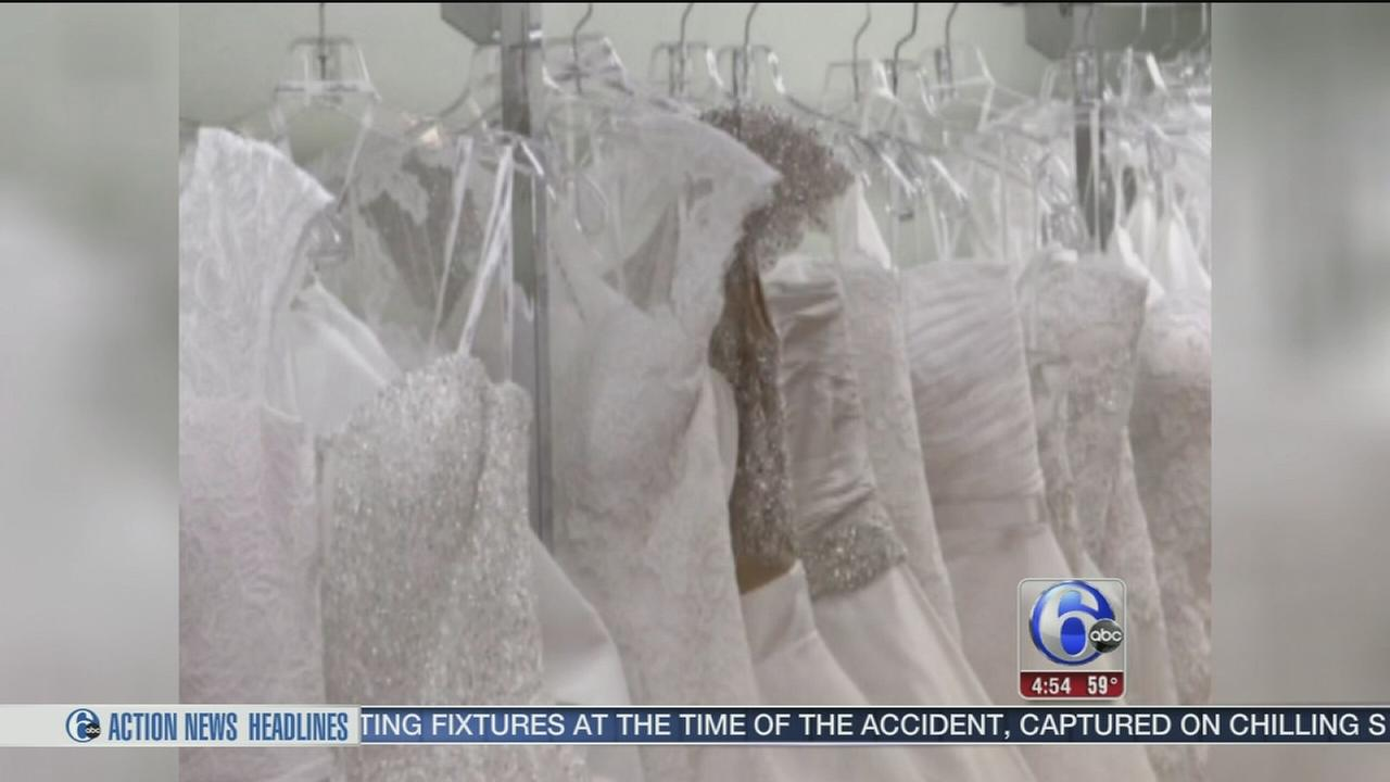 VIDEO: Getting your wedding dress for less