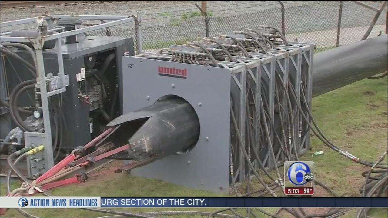 VIDEO: Fixing pipeline problems in Tredyffrin Twp.