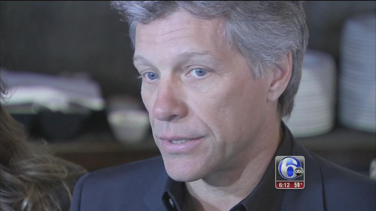 VIDEO: Jon Bon Jovi on hand for B.E.A.T. center opening