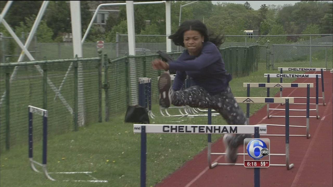 VIDEO: Cheltenham junior eyes Olympics