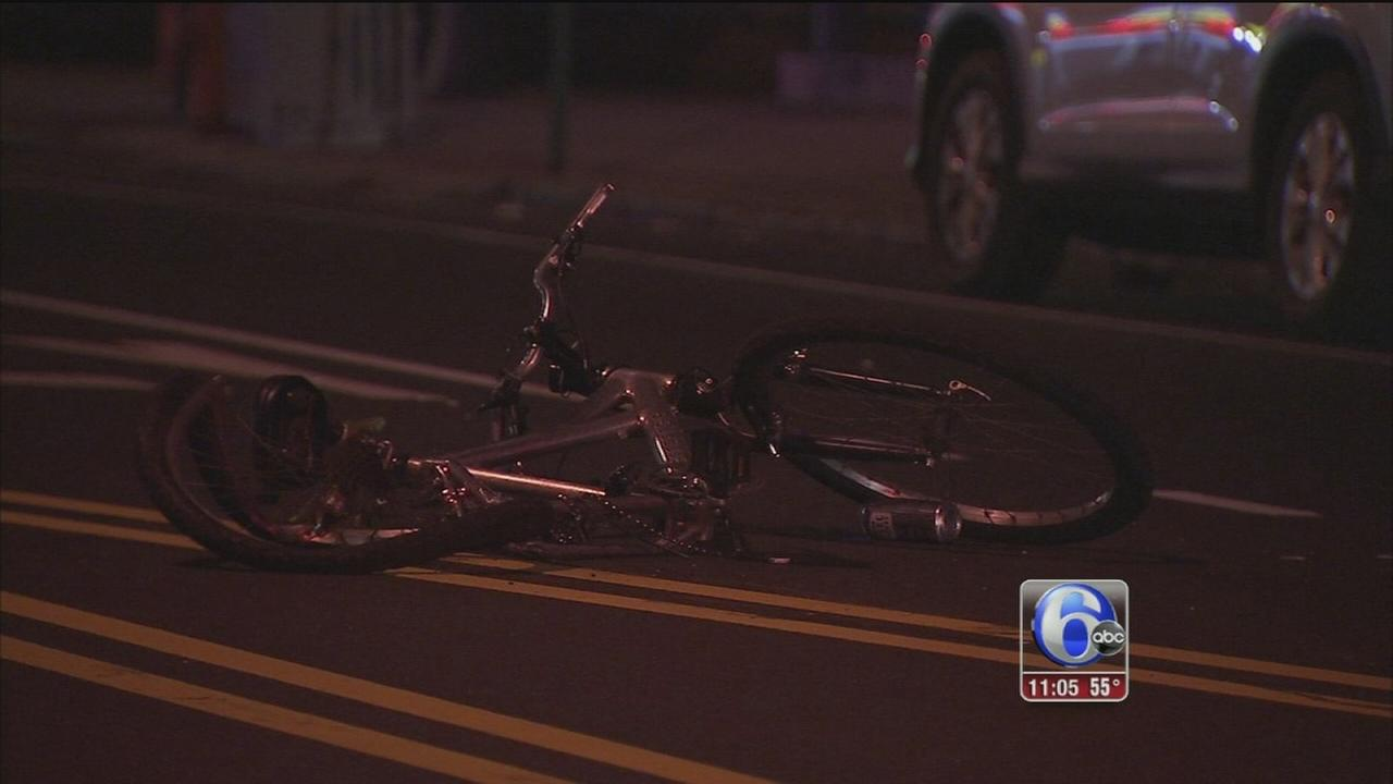 VIDEO: Biking danger in Philadelphia