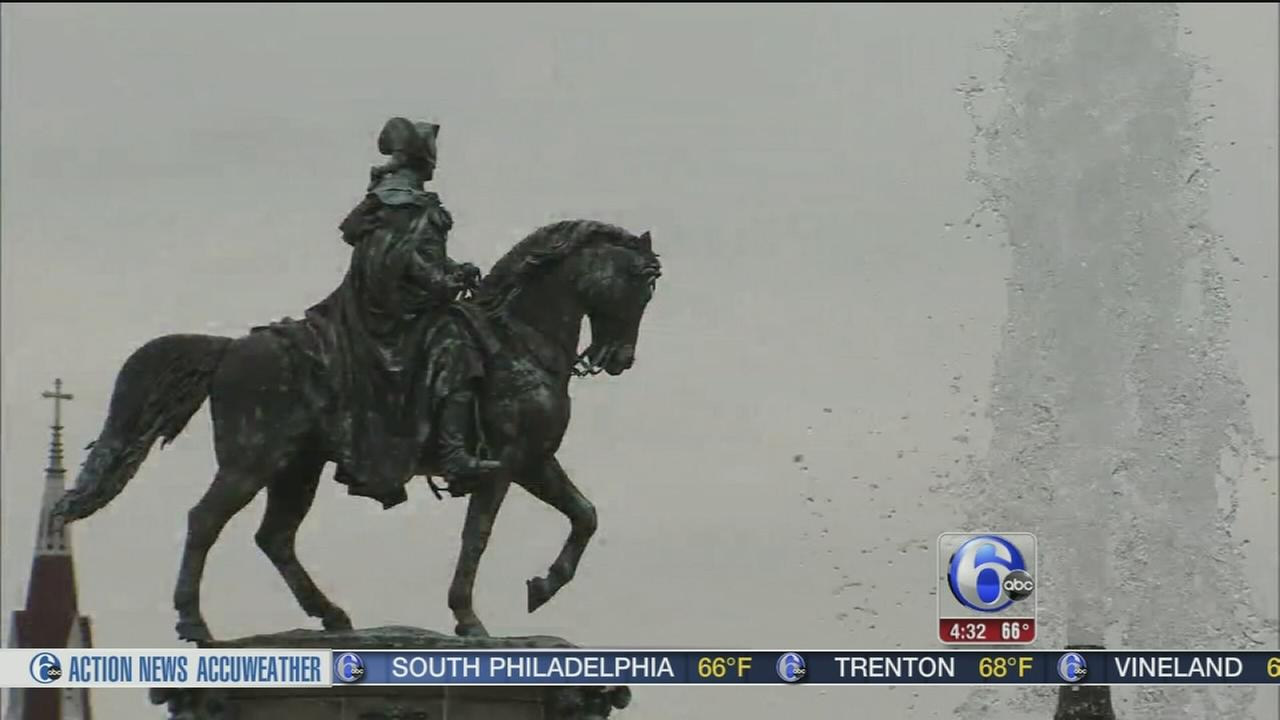 VIDEO: Dreary weather is taking its toll