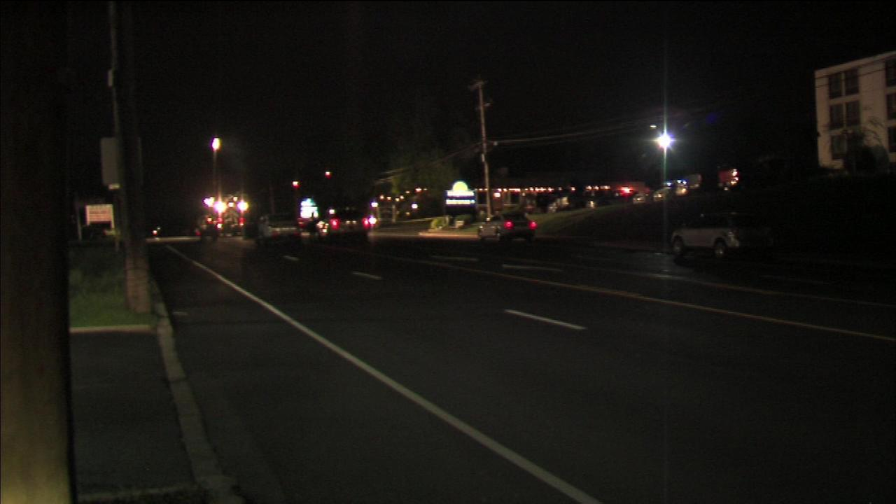 May 11, 2016: Police say the crash happened around 10:30 p.m. on Easton Road (Route 611) at Ruth Avenue.
