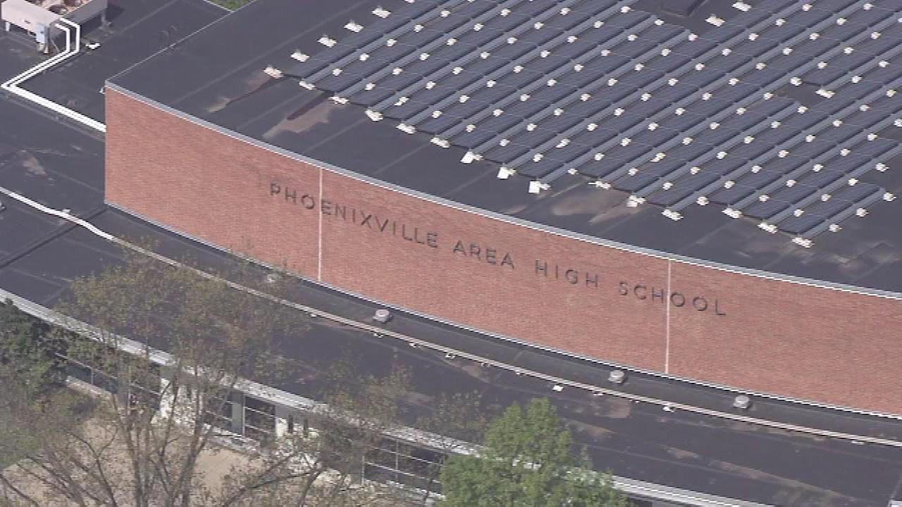 May 12, 2016: Phoenixville Area High School in Chester County, Pa. was evacuated after a student said he had a bomb in his backpack.