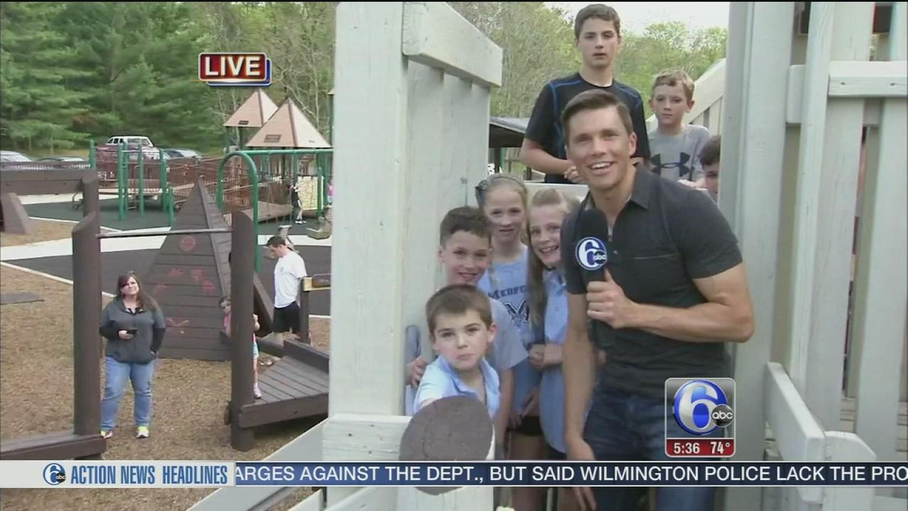 VIDEO: Outdoor Adventure at Meyer Park in Medford