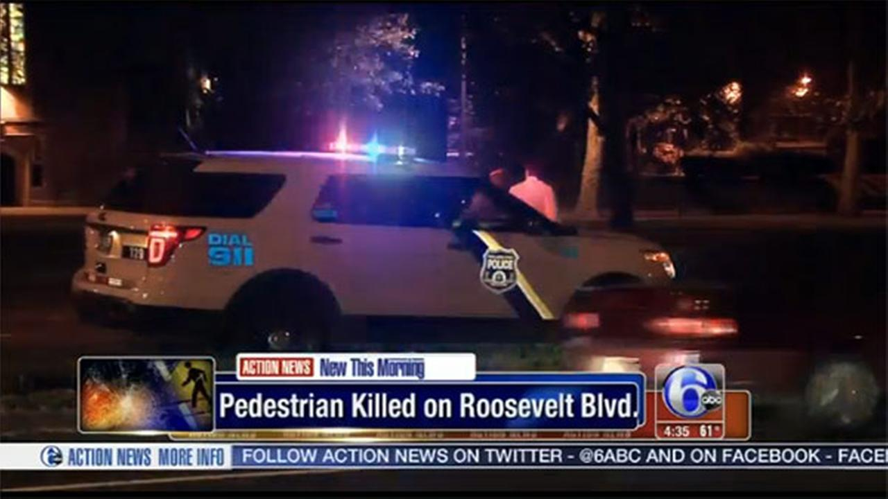 Man, 22, struck and killed by vehicle in Olney