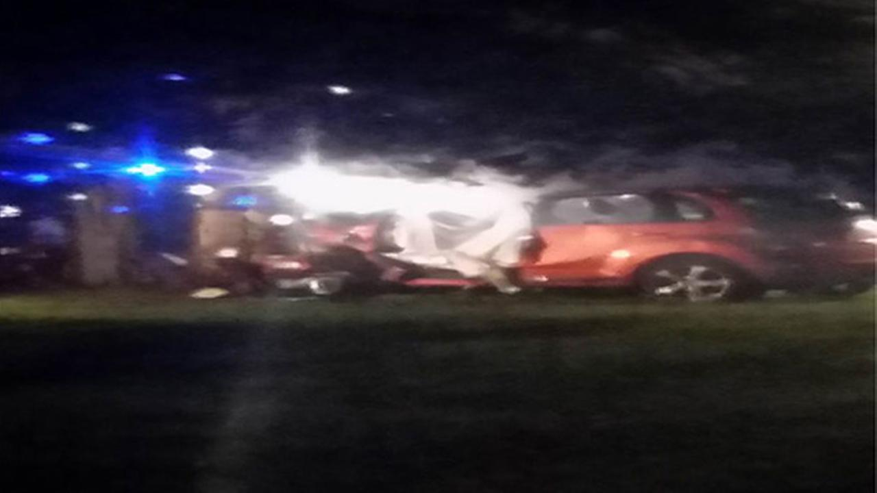 May 14, 2016: The four girls from Bridgeton were in a Chrysler PT Cruiser around 3:45 a.m. when the car lost control going through a curve on Route 49 in Maurice River Township.