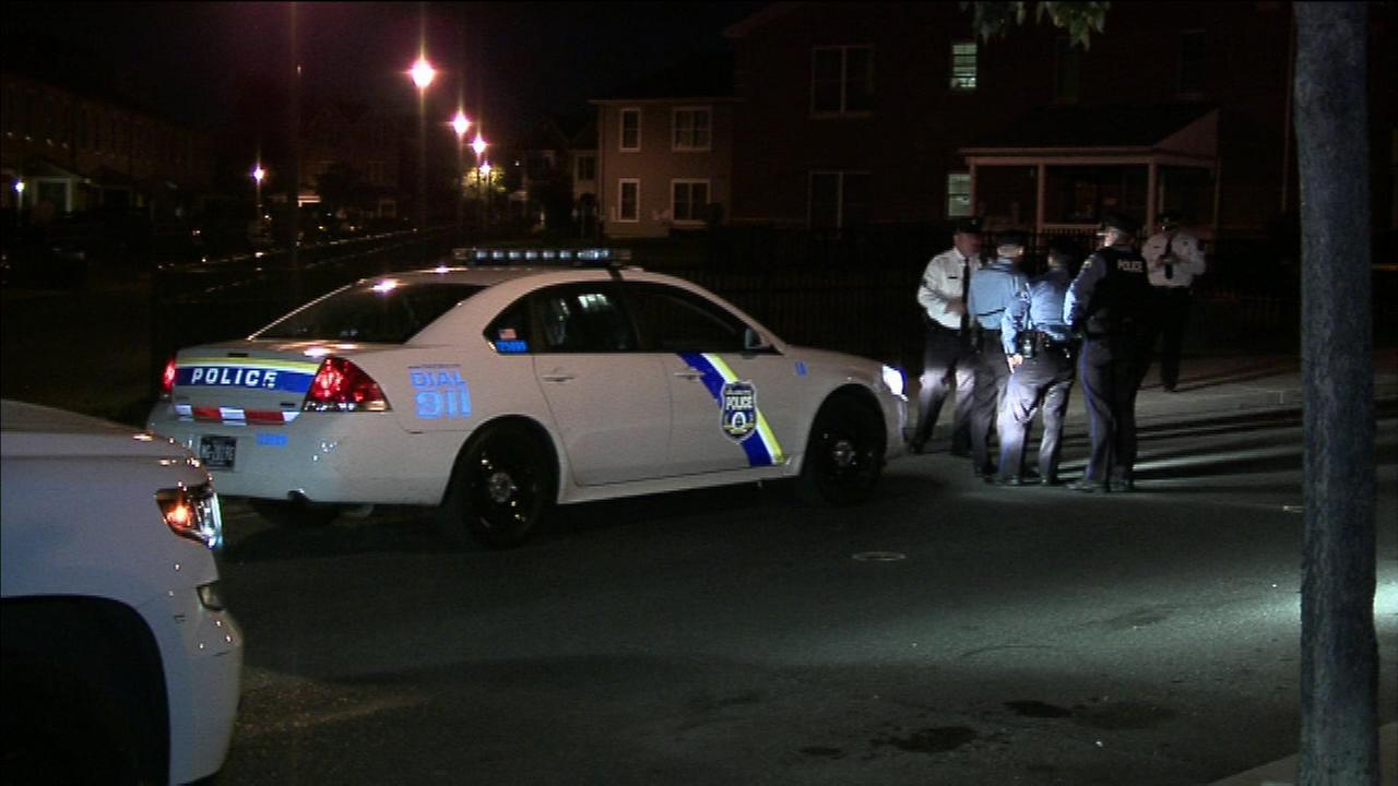 May 16, 2016: Police say a teenage boy was shot multiple times on Moore Street near South Hollywood Street in South Philadelphia.