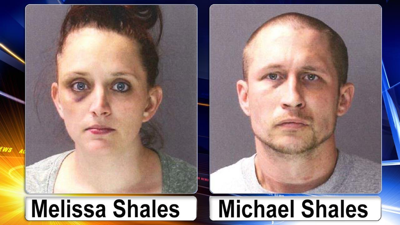 Police: Abused baby twins had broken bones