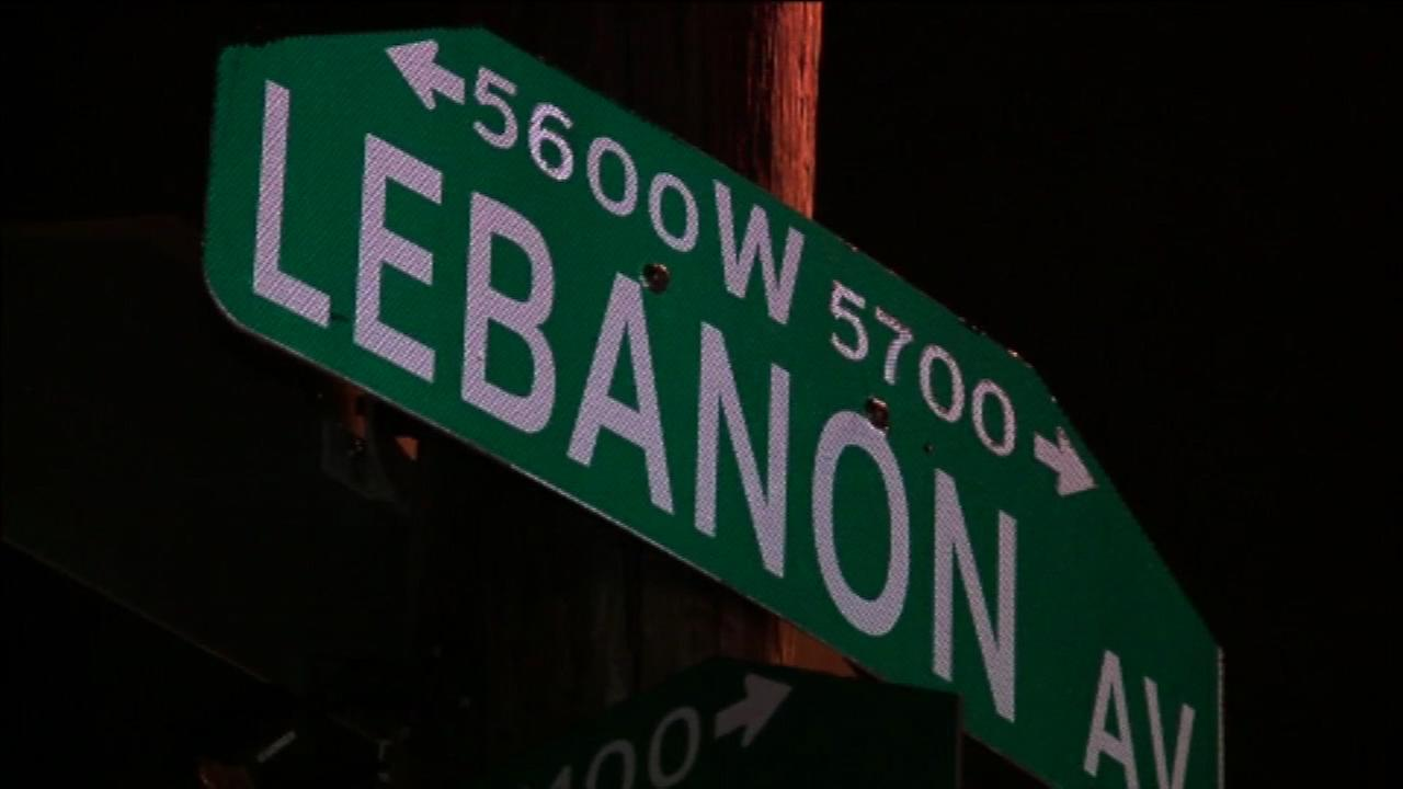May 18, 2016: Police say it happened around 12:15 a.m. on the 5600 block of Lebanon Avenue in Philadelphias Wynnefield neighborhood.
