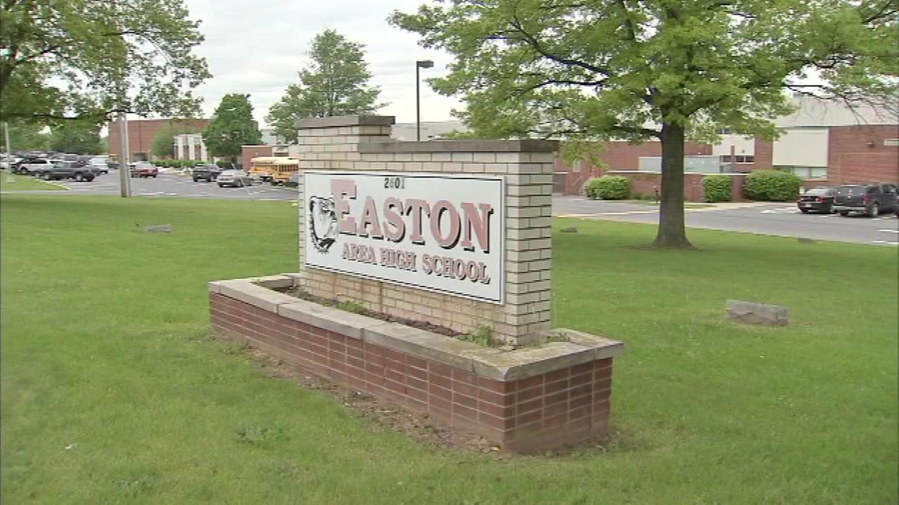 May 17, 2016: Police say they caught a 49-year-old woman who works as a substitute teacher having a sex with a 17-year-old boy in an Easton, Pa. cemetery.